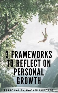 In this episode Joel and Antonia use three frameworks (personal - relational - career) to reflect on the past year of personal growth. #personalgrowth