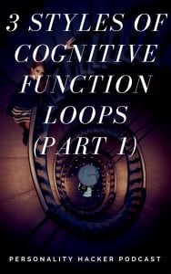 In this episode, Joel and Antonia talk about the 3 styles of cognitive function loops. #MBTI #cognitivefunctions #INFP #INTP #ISFP #ISTP #ENFJ #ENTJ #ESTJ #ESFJ #personalgrowth #myersbriggs