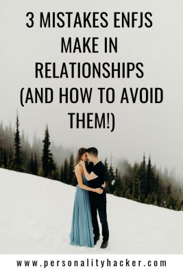 We are continuing our series on the 3 mistakes each type makes in relationships. In this article, we explore ENFJ relationship problems and solutions. #ENFJ #ENFJrelationships #ENFJrelationshipproblems