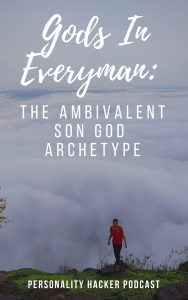 In this episode Joel and Antonia finish their short series talking about the god archetypes that show up for some people. This episode details the ambivalent son god in everyman. #podcast #archetypes