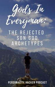 In this episode Joel and Antonia continue a short series talking about the god archetypes that show up for some people. This episode details the rejected son gods in everyman. #podcast #archetypes