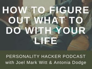In this episode, Joel and Antonia talk with Nii Codjoe (COO at Personality Hacker) about how to figure out what to do with your life and his experience in navigating his own career as a millennial. #podcast #goals #careeradvice