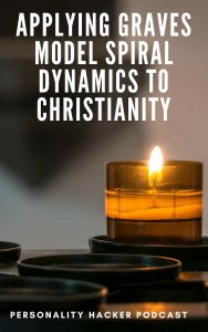 In this episode Joel and Antonia apply the Graves Model Spiral Dynamics to Christianity and show how the religion has moved up the levels through history. #christianity #religion #gravesmodel #spiraldynamics