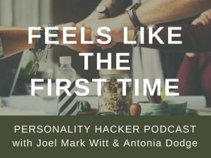 In this episode Joel and Antonia talk about that feeling you get when you first discover or refine your personality type or a truth about yourself. #podcast #defiantones #HBO #business