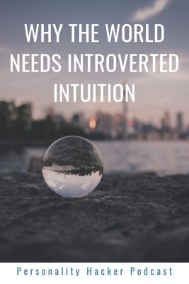 In this episode Joel and Antonia become advocates for the cognitive function of Introverted Intuition and talk about why we need it in our world. #INFJ #INTJ #ENFJ #ENTJ #MBTI