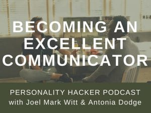 In this episode Joel and Antonia unpack a model for becoming an excellent communicator from the book Made To Stick. #podcast #communication #personalgrowth