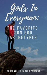 In this episode, Joel and Antonia continue a short series talking about the god archetypes that show up for some people. This episode details the favorite son gods in everyman. #podcast #archetype