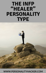To get inside the experience of the INFP personality type it's important to acknowledge how they enter the world and how the world responds back. #INFP #MBTI #Healer #INFP personality