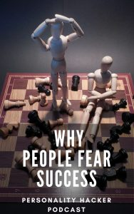 In this episode Joel and Antonia explore the reasons why people fear success and what we can do about it. #podcast #fearsuccess #personalgrowth