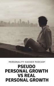 In this episode Joel and Antonia talk about the difference between pseudo personal growth vs real personal growth in your life. #podcast #personalgrowth