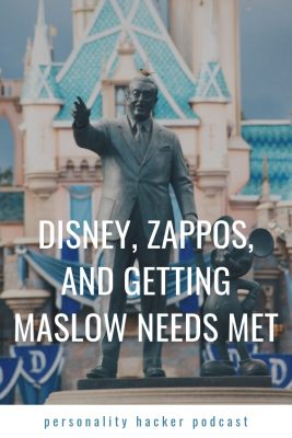 Joel and Antonia talk about a recent visit to Walt Disney World where they observed an interesting phenomenon around Maslow's Hierarchy of Needs. What are companies like the Walt Disney company and Zappos.com doing to get employees' and customers' needs met? What does Disney's EPCOT and Las Vegas have in common? #disney #zappos #maslowshierarchy