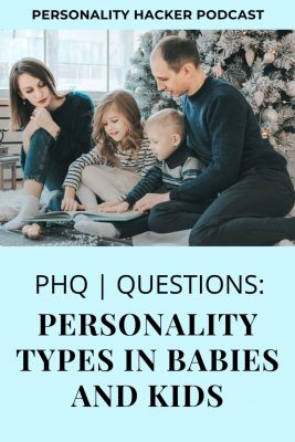 In this episode, Joel and Antonia talk about uncovering the personality type of your baby or small child. #myersbriggs #personalitytype #childrenspersonalities