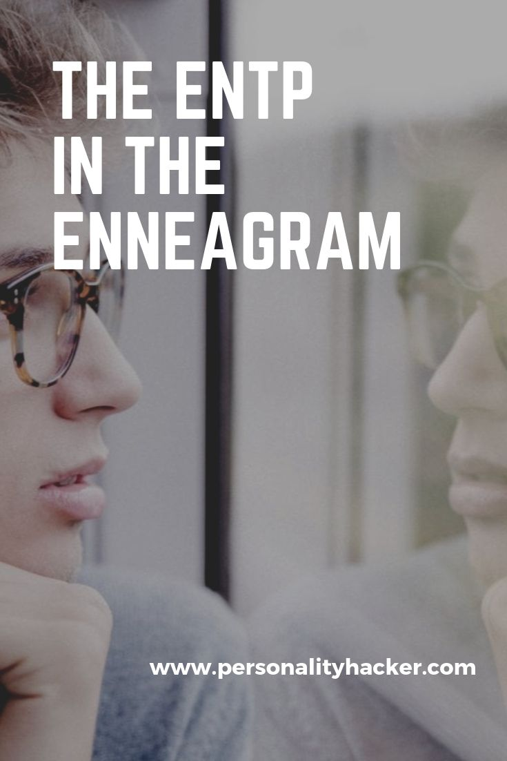 The ENTP in the Enneagram #ENTP #Enneagram