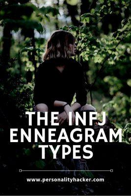 The INFJ in the Enneagram #INFJ #enneagram