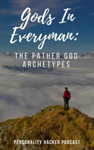 In this episode, Joel and Antonia continue a short series talking about the god archetypes that show up for some people. This episode details the father gods in everyman. #podcast #Greekgods #archetypes