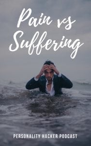 In this podcast Joel and Antonia discuss pain vs suffering and unpack the difference. #personalgrowth