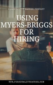 In this episode Joel and Antonia talk about the benefits and challenges of using Myers-Briggs for hiring. #podcast #myersbriggs #MBTI #hiring #Interview
