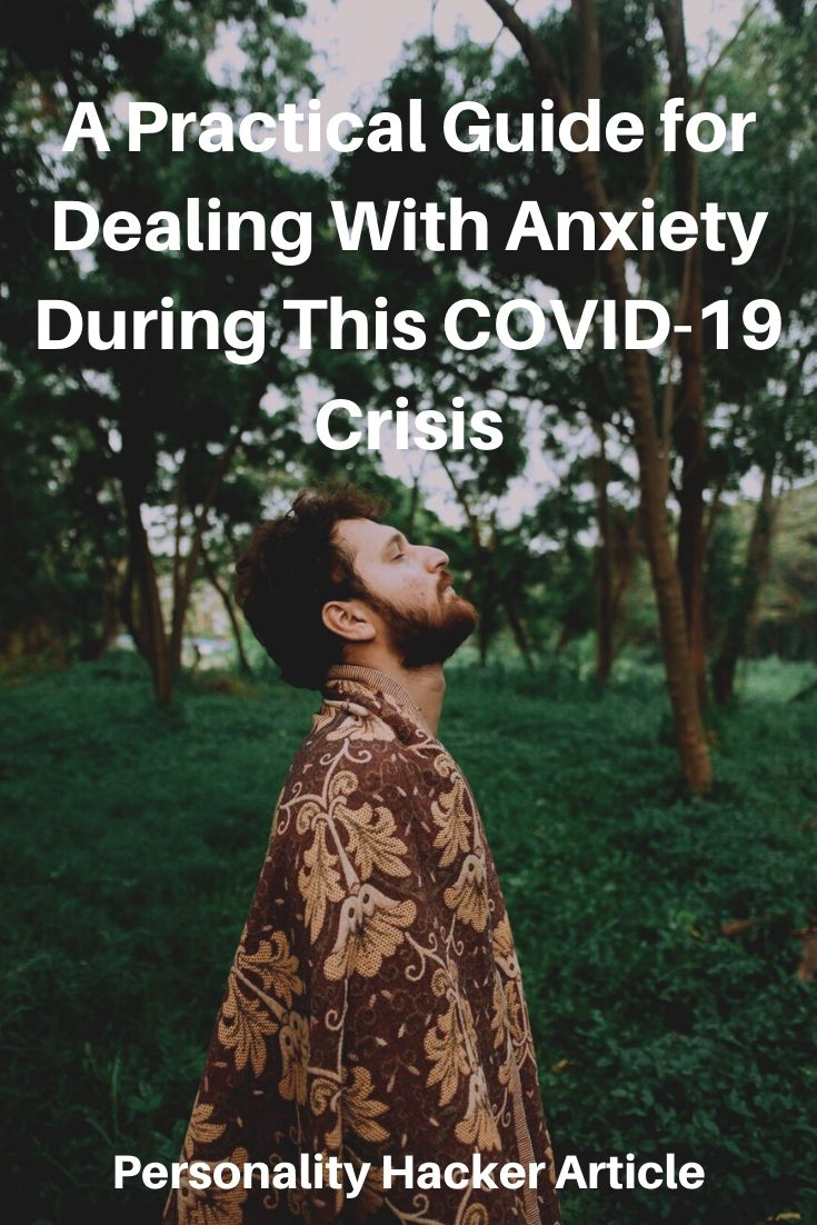 The current COVID-19 (Coronavirus) crisis is causing people a lot of anxiety with the isolation and fear of health or financial collapse. Here are some basic techniques to cope in the coming days. #covid19 #coronavirus #copewithanxiety