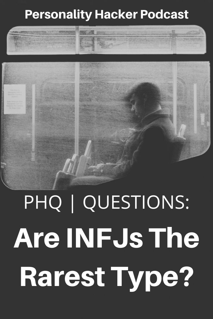 In this episode, Joel and Antonia answer a question about INFJs being the rarest type. #INFJ #INFJpersonality