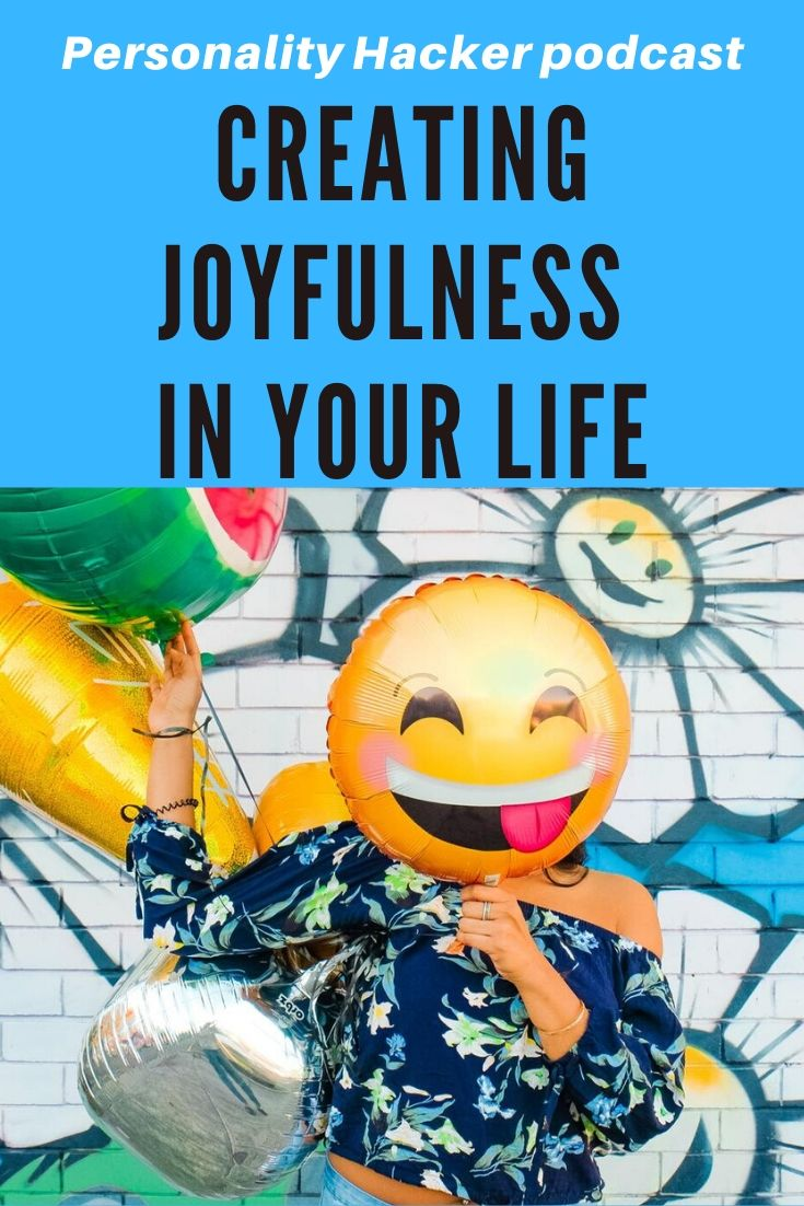 In this episode Joel and Antonia talk about using a system thinking approach to create joyfulness in your life. #joy