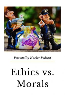 Ethics vs. Morals