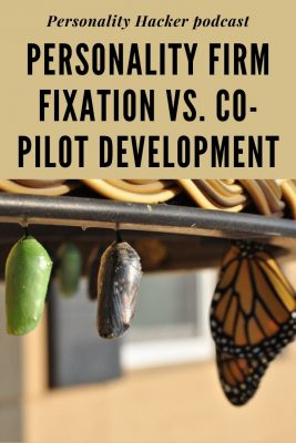 In this episode, Joel and Antonia talk about our FIRM Model fixations and how it can conflict with our personal development work of growing our Co-Pilot function. #myersbriggs #personaldevelopment