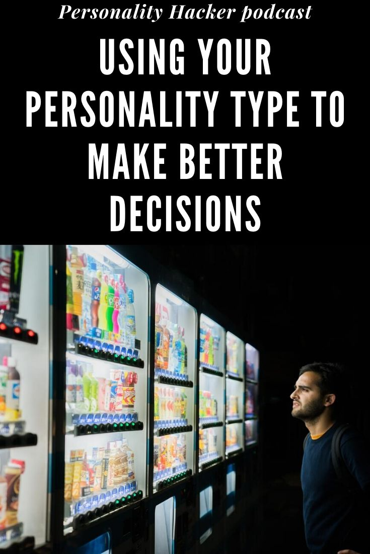 In this episode Joel and Antonia talk about the power of making decisions using the system of your own unique personality type. #myers-briggs #makingdecisions