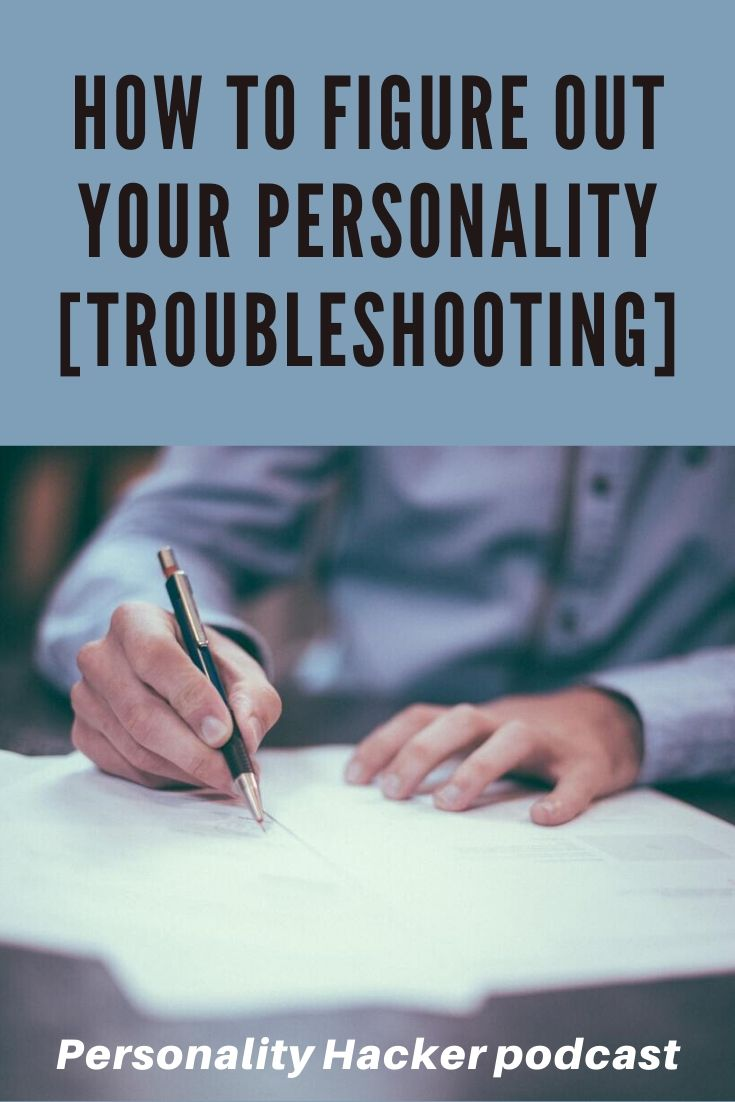 In this episode, Joel and Antonia talk about how to figure out your personality when it seems like you are testing out as different types. #personalitytest